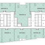 Q Sentral - layout