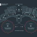 Petronas-Twin-Tower-layout 1